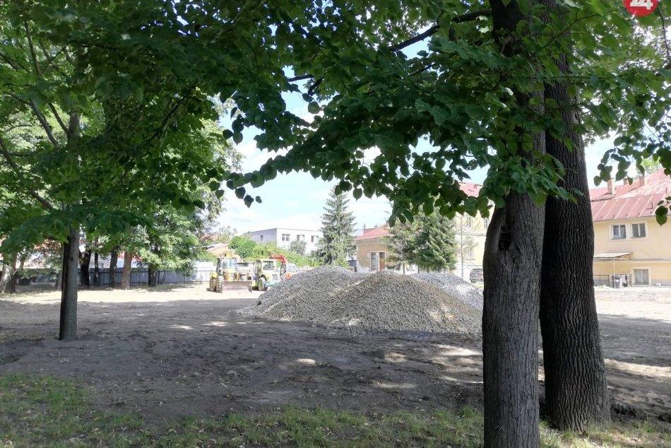 OBRAZOM: Na tomto mieste v Spišskej Novej Vsi vyrastie nový športový areál