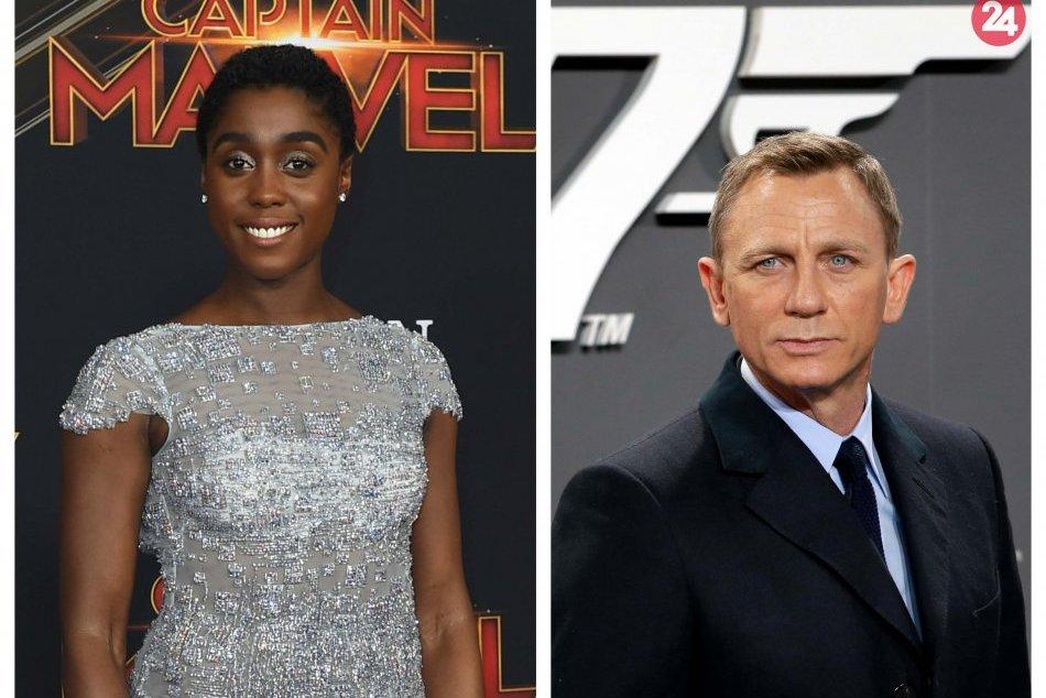 Daniela Craiga v úlohe agenta 007 nahradí Lashana Lynchová