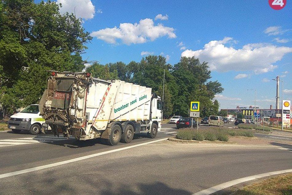 Doprava v Nových Zámkoch po uzavretí mosta pri Štrande (Kapisztóryho - SNP)