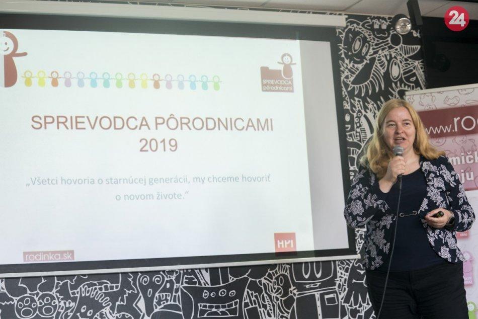 Oceňovali najlepšie pôrodnice na Slovensku: Zábery zo slávnosti