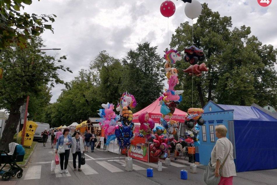 FOTOREPORTÁŽ: V našom meste sa už rozbieha obľúbený Spišský trh