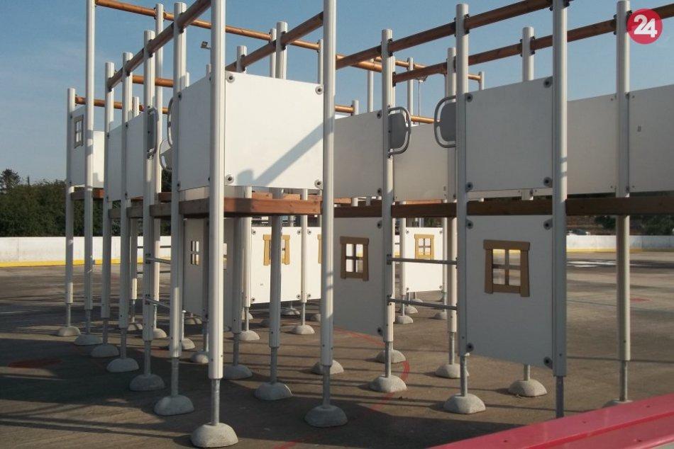 Výstavba ihriska Majk v plnom prúde: Malí Šaľania sa majú na čo tešiť, FOTO