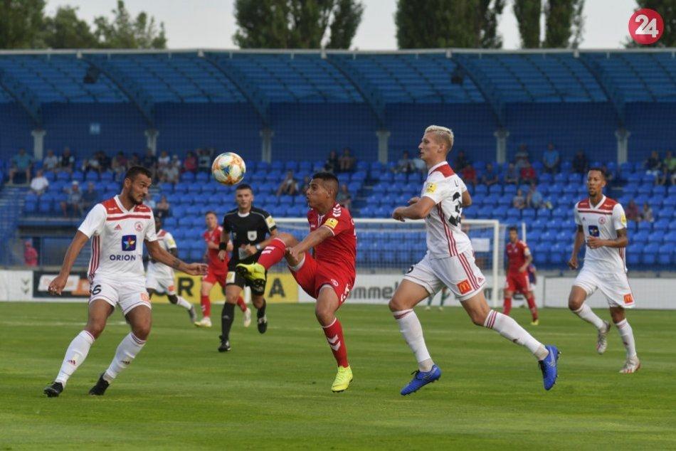 FOTO z 1.kola Fortuna ligy: Trenčín nestačil na Senicu a prehral na jej pôde 3:1