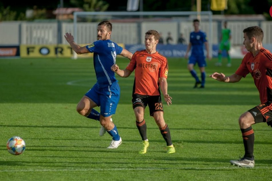 1. kolo: Ružomberok - FC Nitra