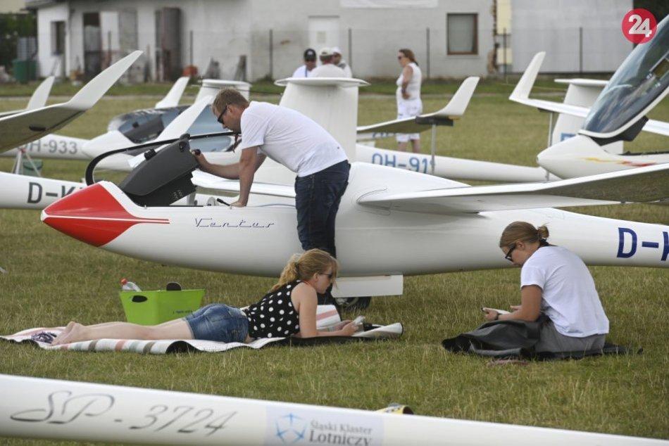 Majstrovstvá Európy v bezmotorovom lietaní