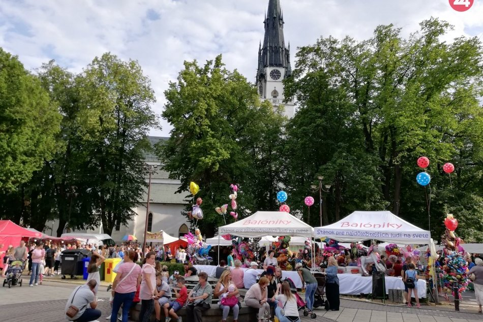 Zaspomínajte si na 64. ročník Spišského trhu: Prinášame veľkú FOTOGALÉRIU