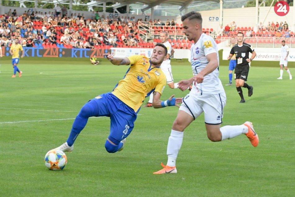 ViOn Zlaté Moravce – FC DAC 1904 Dunajská Streda 1:2 (1:0)