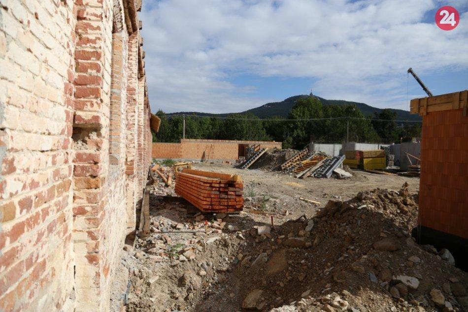 Na Zobore rastie nová materská škola: Otvorená má byť v septembri 2020, FOTO