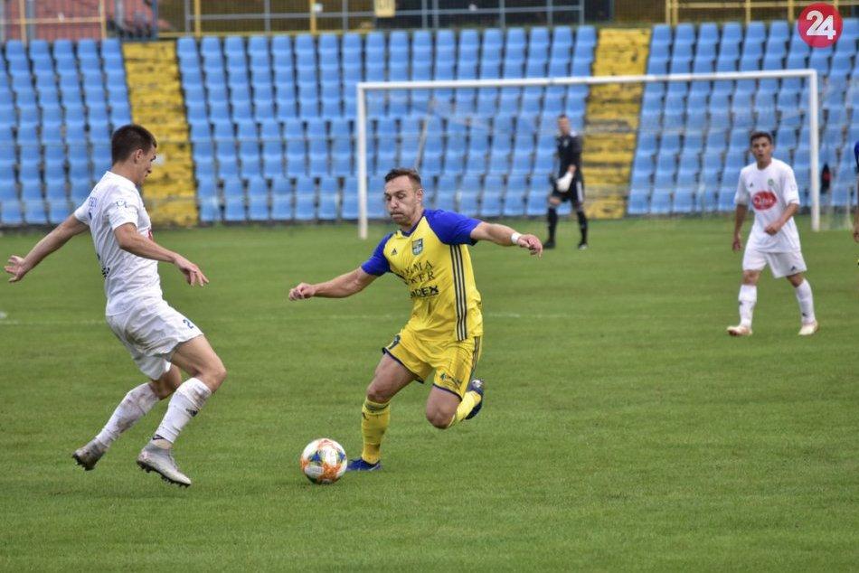 V OBRAZOCH: FC Košice-Slavoj Trebišov