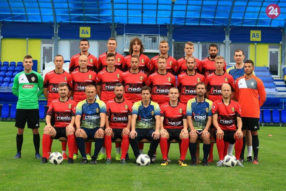 Toto je káder FK Humenné do novej sezóny