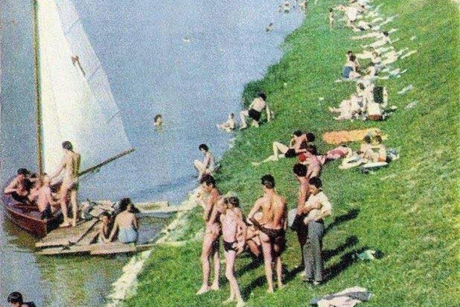RETRO spomienky spod Zobora: Takto vyzerali letné radovánky v Nitre kedysi