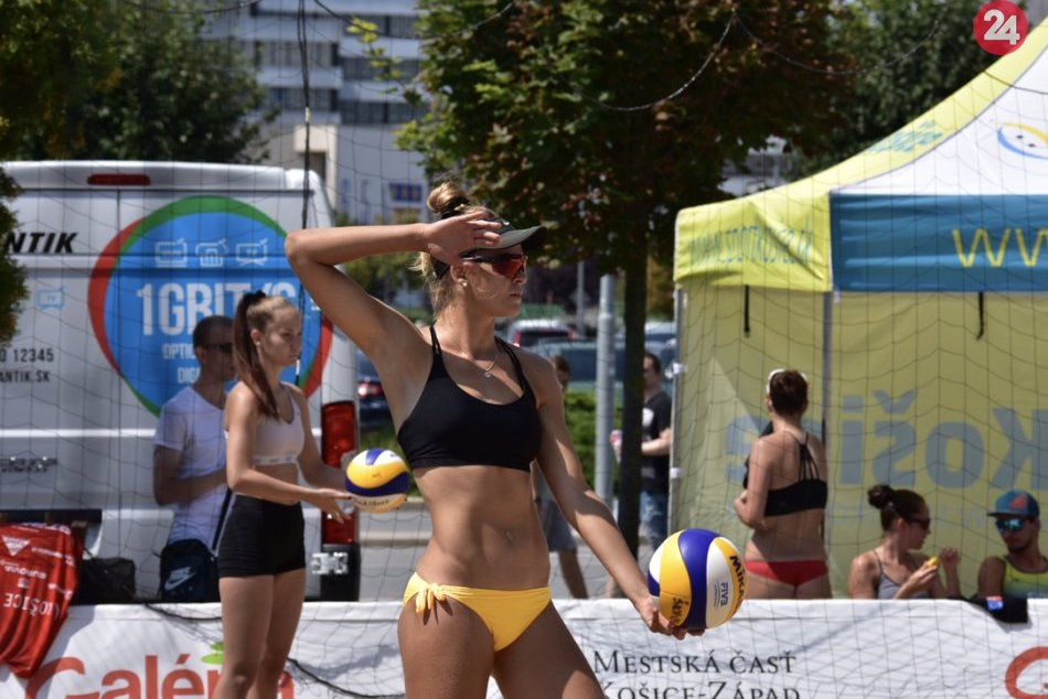 V OBRAZOCH: MS Slovenska v plážovom volejbale (2deň)