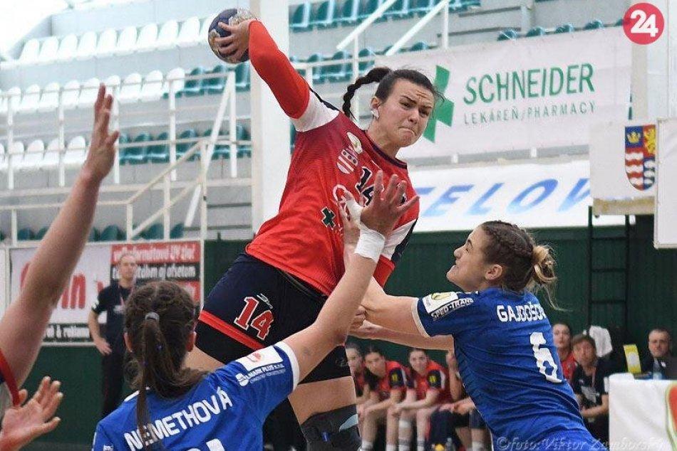 Prešovčanské hádzanárky to dotiahli do finále: Medzi nimi aj Tatiana Šutranová