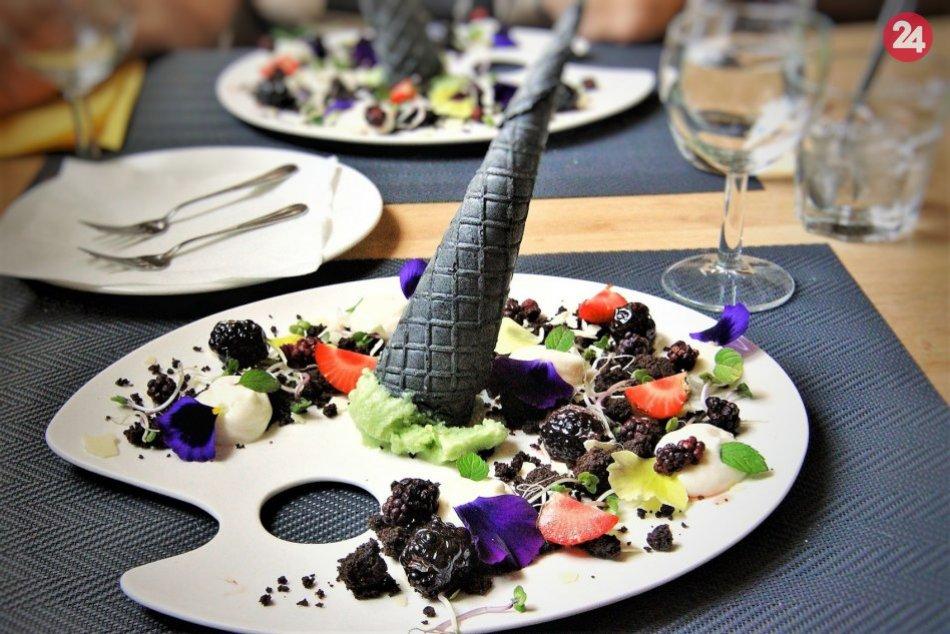 OBRAZOM: Žije v Spišskej, je kuchárom a takéto jedlá vie vyčarovať na tanieri