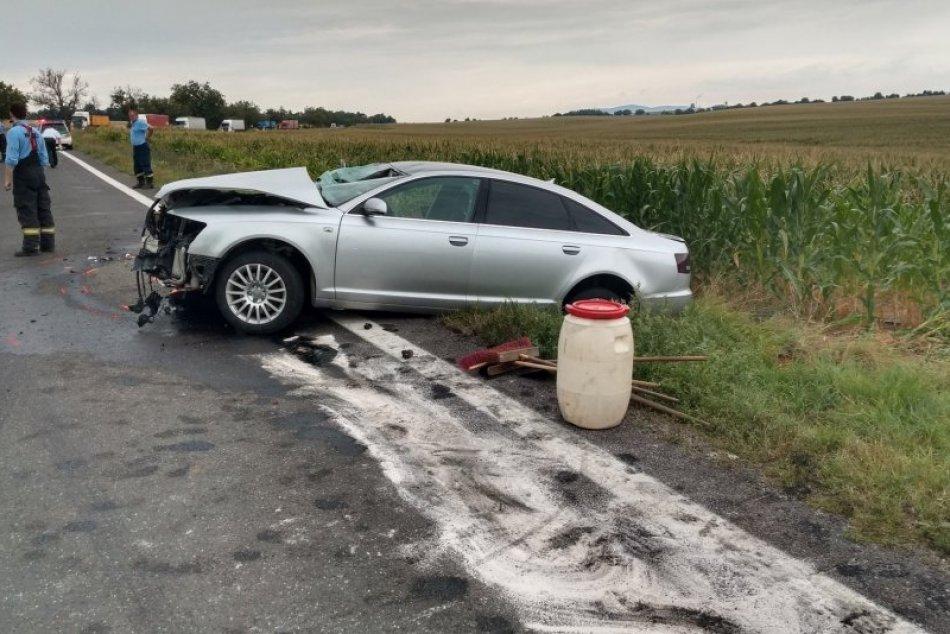 Nehoda neďaleko Nitry má tragické následky: O život prišiel mladý šofér (†23)
