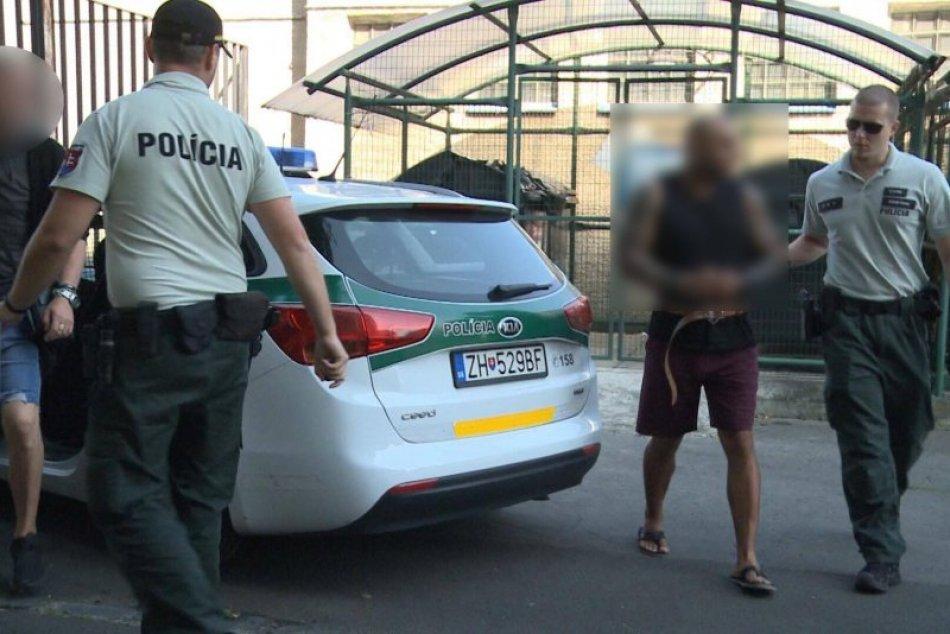Žiarčan, obvinený z drogovej trestnej činnosti, už sedí vo väzbe