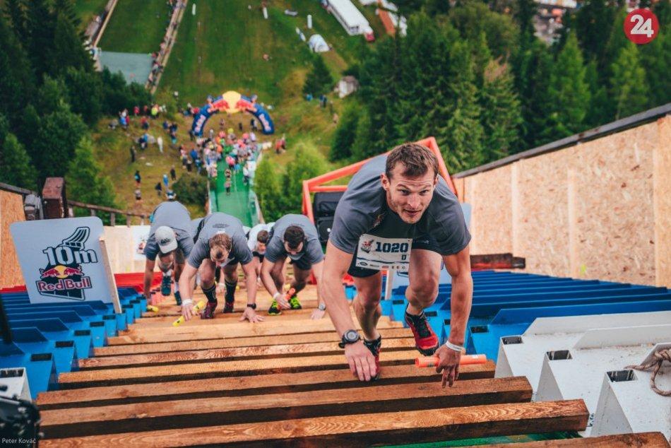 Tisícka bežcov si na Štrbskom Plese siahla na dno svojich síl