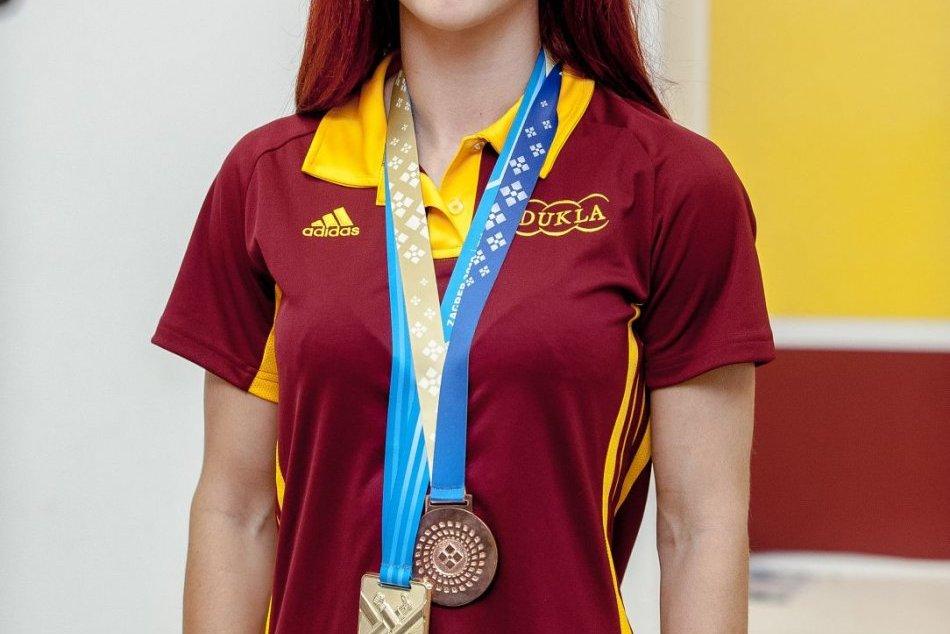 Chochlíková po bronze z MS túži po svetovom titule v kickboxe