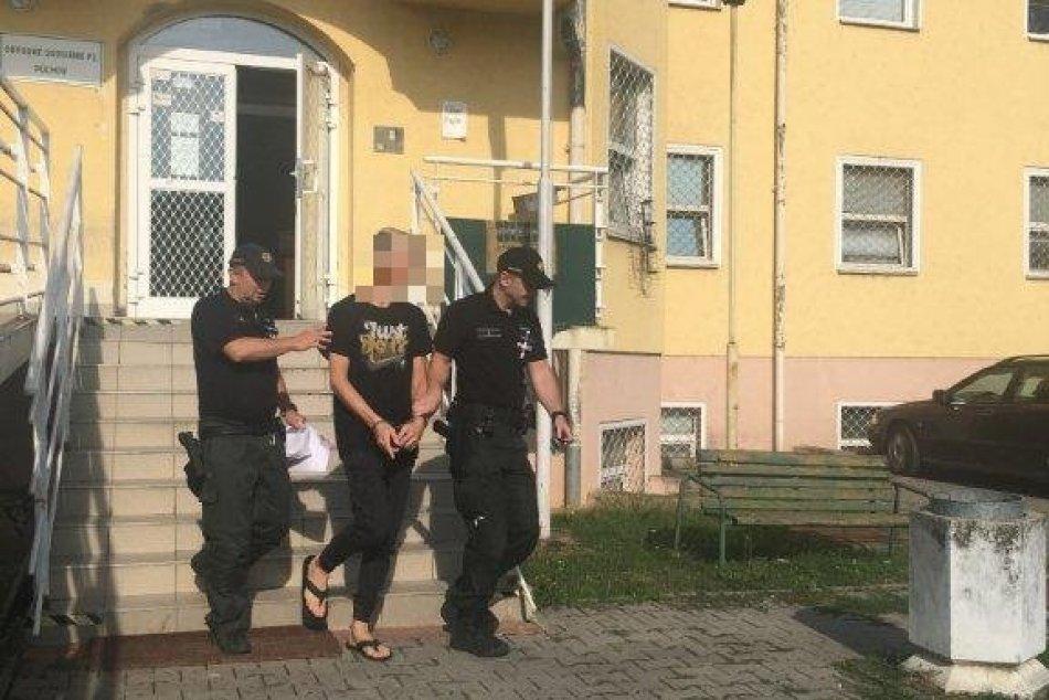 Moldavčana Denisa (26) chytili dvakrát pod parou na Považí: Teraz ho budú súdiť