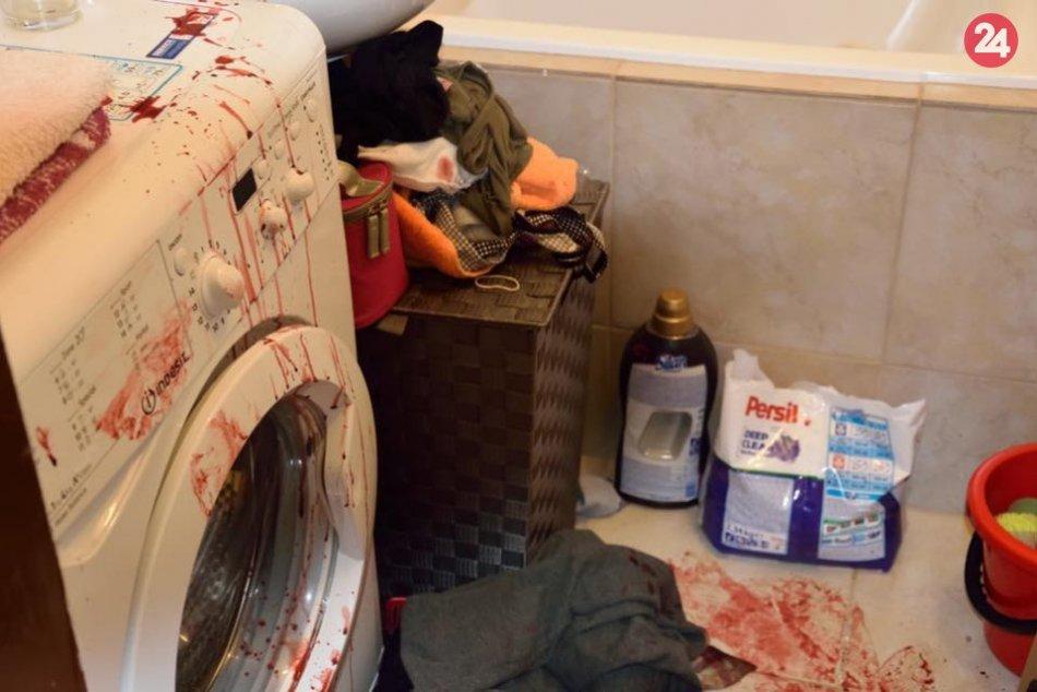 Krvavý útok muža na exmanželku v Nových Zámkoch