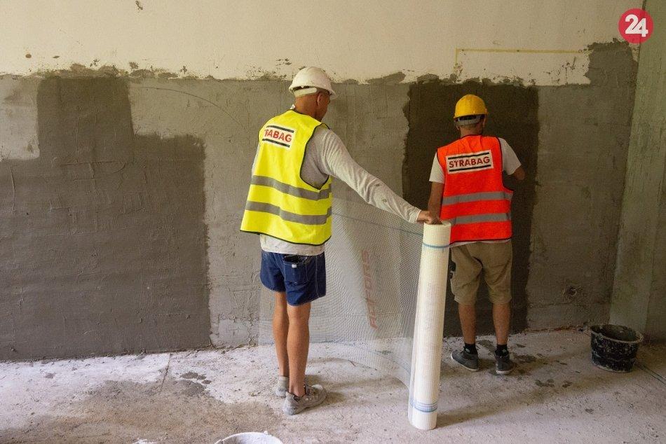 V Nitre počas prázdnin rekonštruujú viaceré školy: Mesto investovalo pol milióna