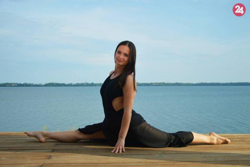 Natália Butalová v našom meste trénuje pole dance: Vyspovedali sme ju