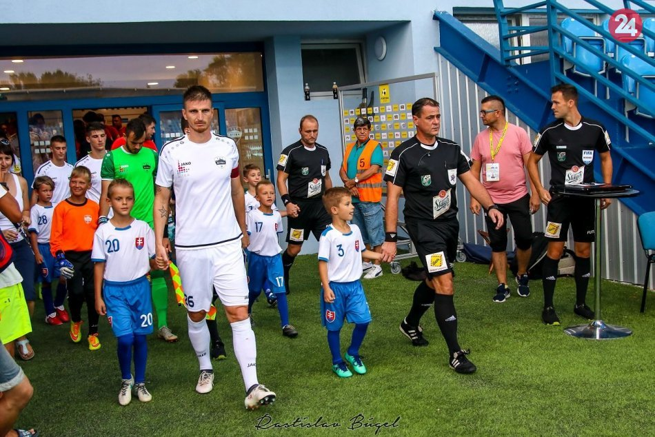 FC Nitra - ŠKF iClinic Sereď 3:2 vo 4. kole