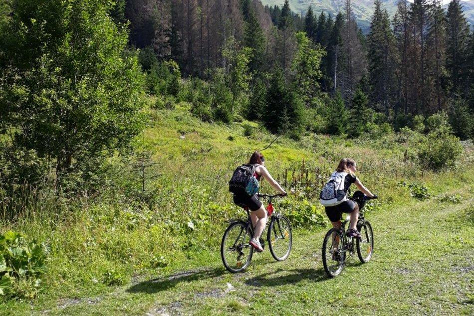 Cyklovýlet do Tichej a Kôprovej doliny