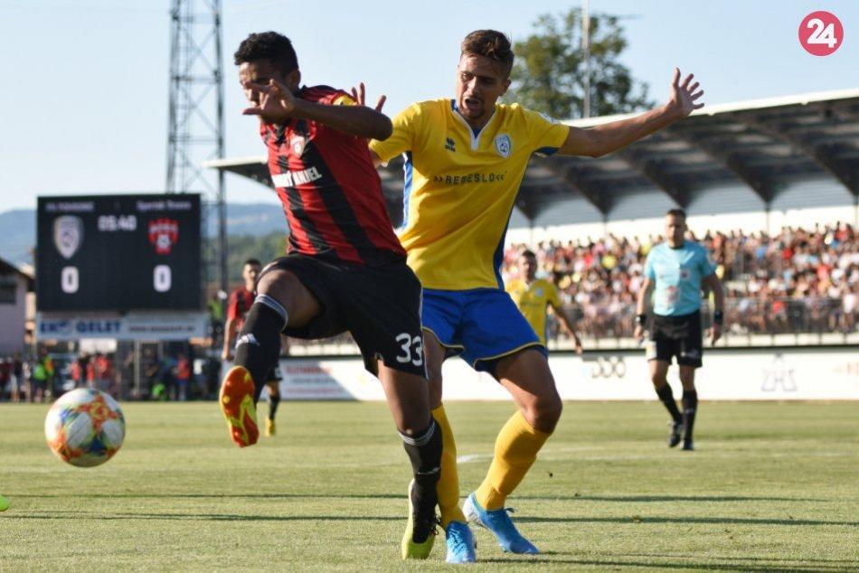 FK Pohronie Žiar nad Hronom Dolná Ždaňa – FC Spartak Trnava