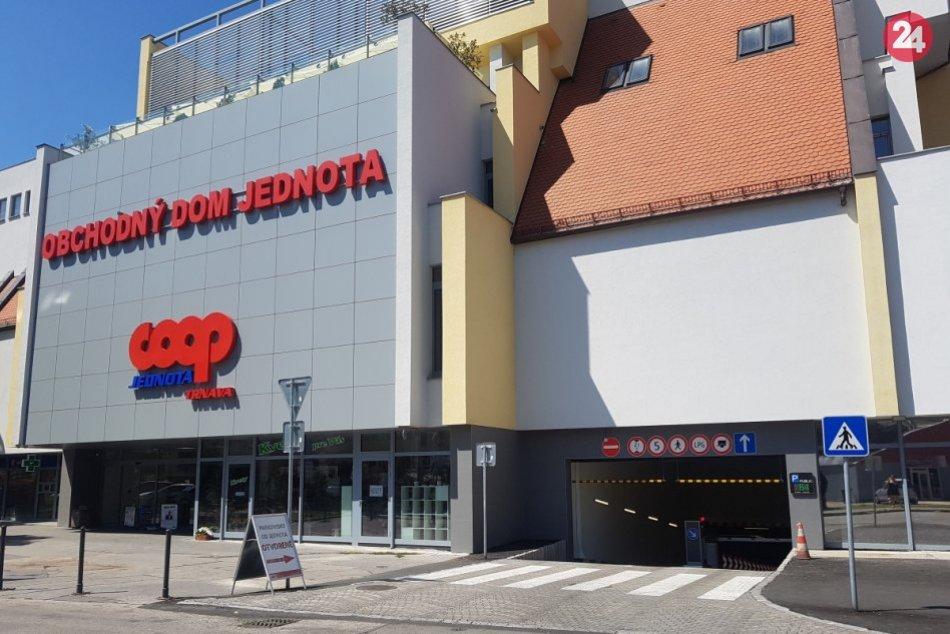 Nová možnosť parkovania v centre Trnavy