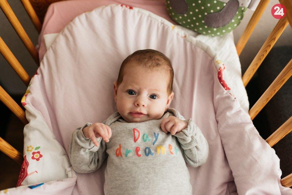 Záchrana 1-dňového novorodeniatka