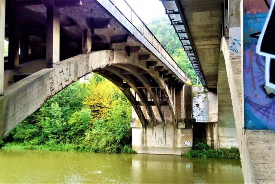 Orlovský most sa začal rekonštruovať: V takomto stave bol na začiatku prác