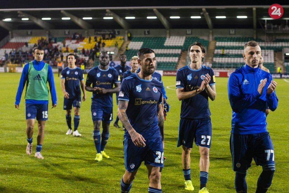FC Dundalk – ŠK Slovan Bratislava 1:3 (0:2)
