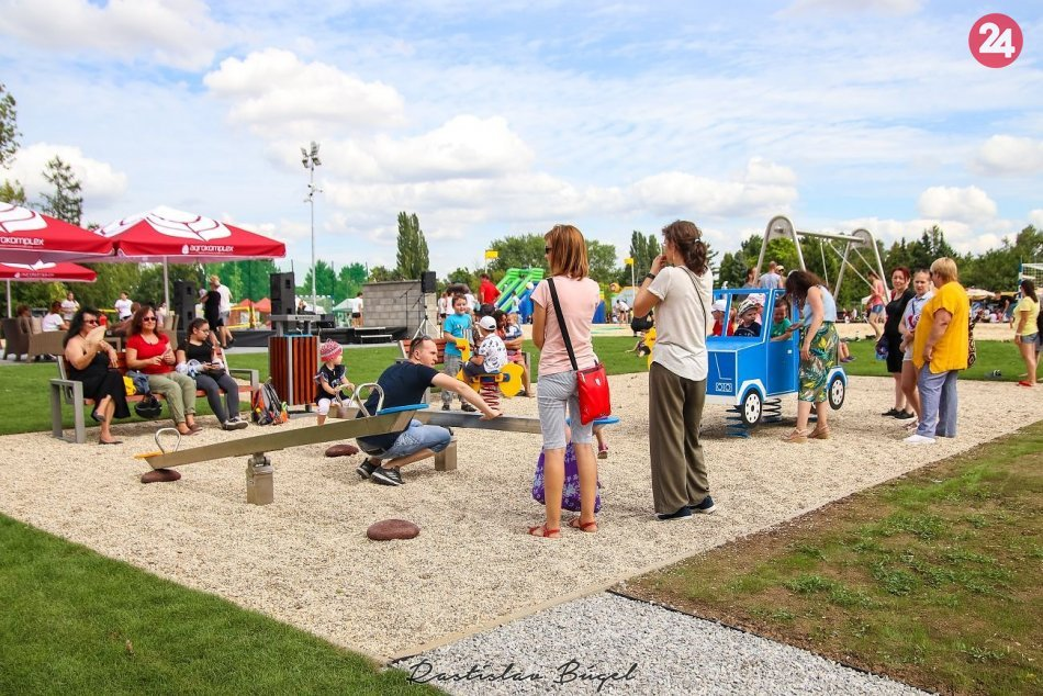 Otvorenie Relax Park Nitra