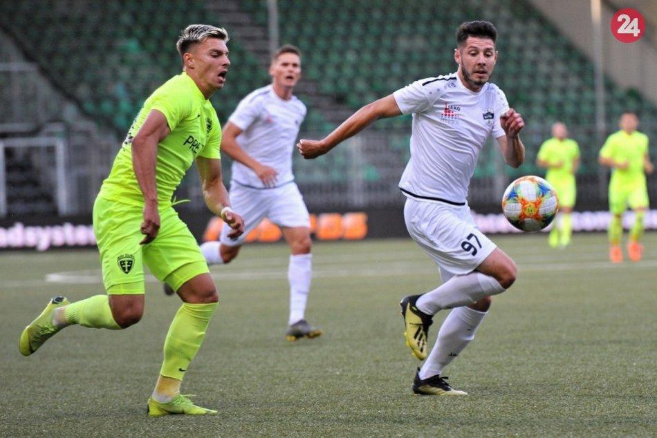 Hráči FC Nitra nestačili na Žilinu: Pod Zobor sa vrátili bez bodu, FOTO