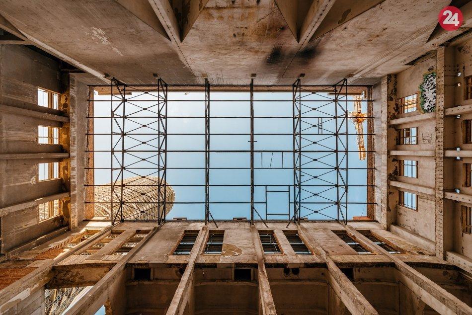 Obnova fasády na Jurkovičovej teplárni je hotová