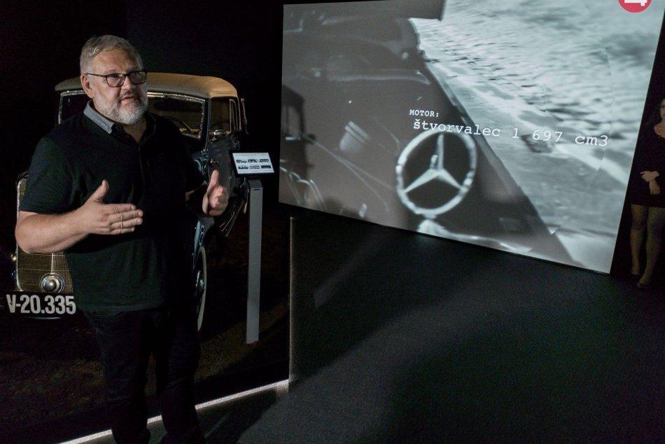 V OBRAZOCH: Otvorenie novej, digitálnej expozície v Múzeu SNP