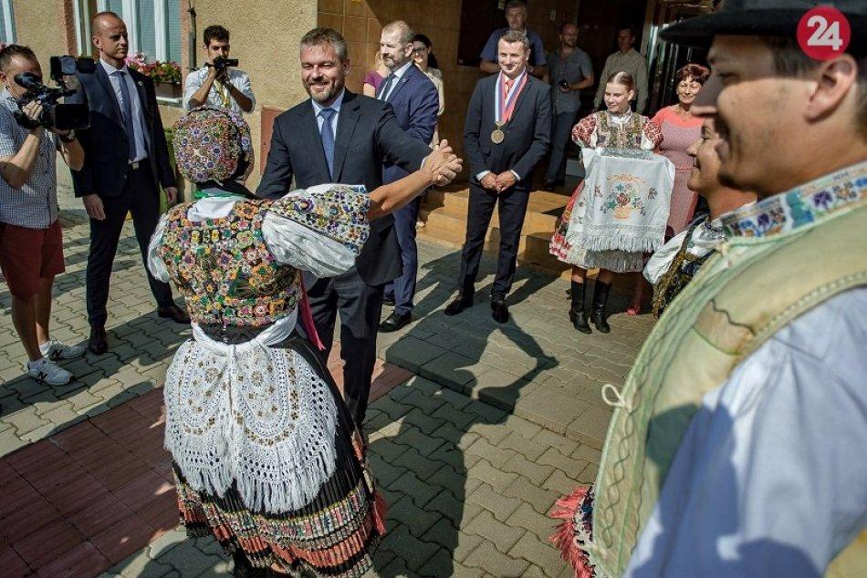 V OBRAZOCH: Výjazdové rokovanie vlády v obci Buzitka