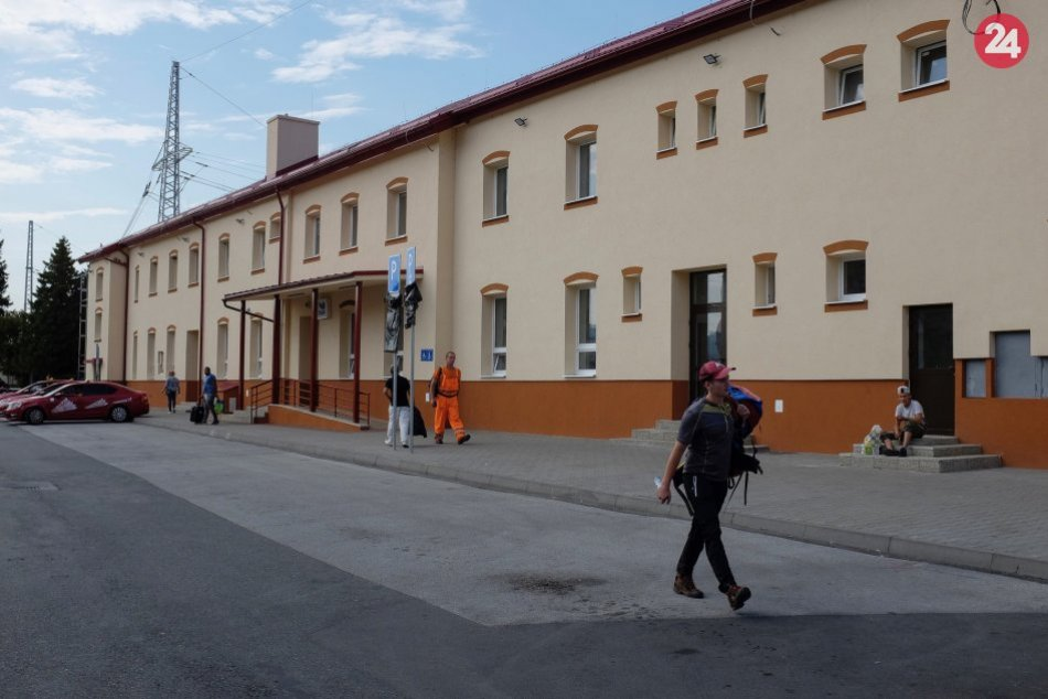 Železničná stanica v našom meste mení vzhľad k lepšiemu: FOTKY z miesta
