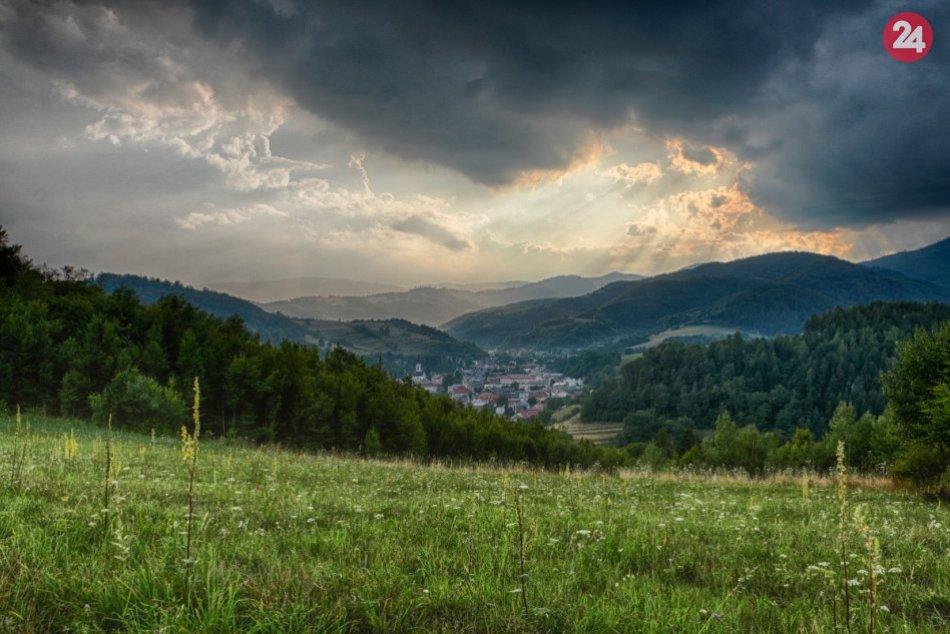 Obrazom: Krásne ZÁBERY z okolia Dobšinej