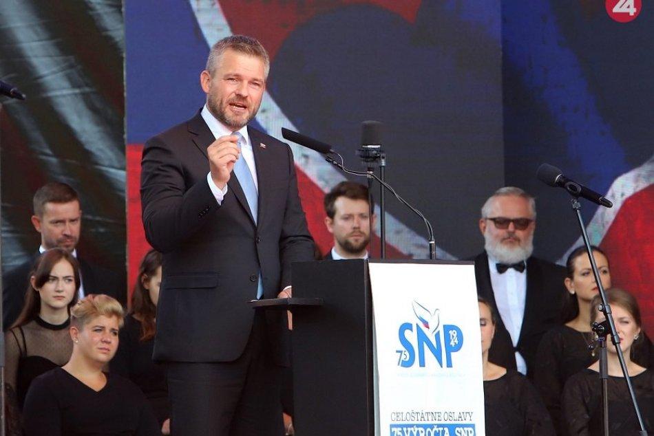 FOTO: Momenty z osláv výročia SNP v Banskej Bystrici