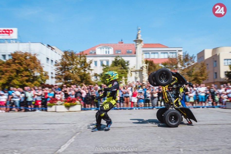 Mini MOTOTV Show 2019 v Nových Zámkoch