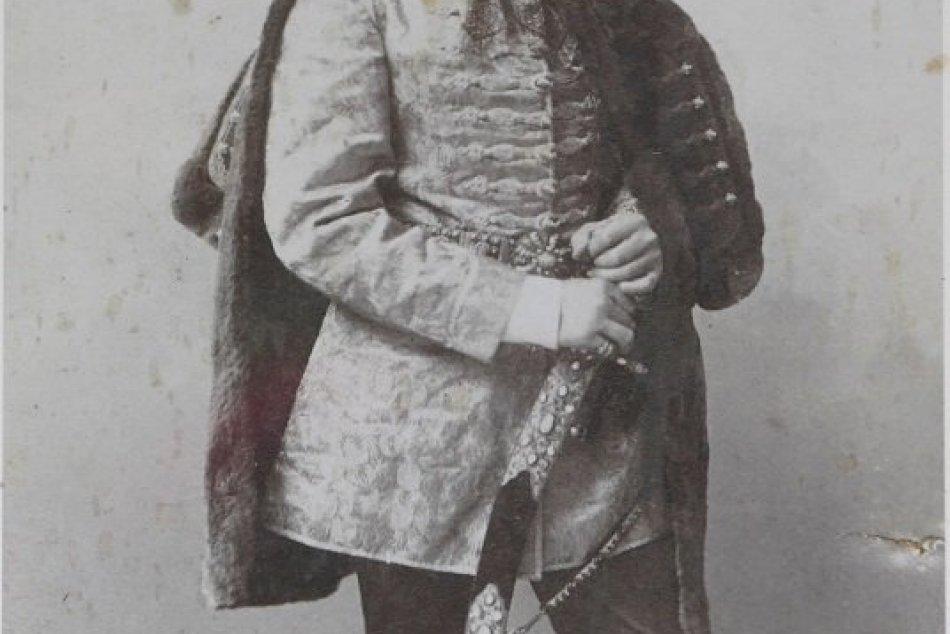 Gróf Štefan Forgáč