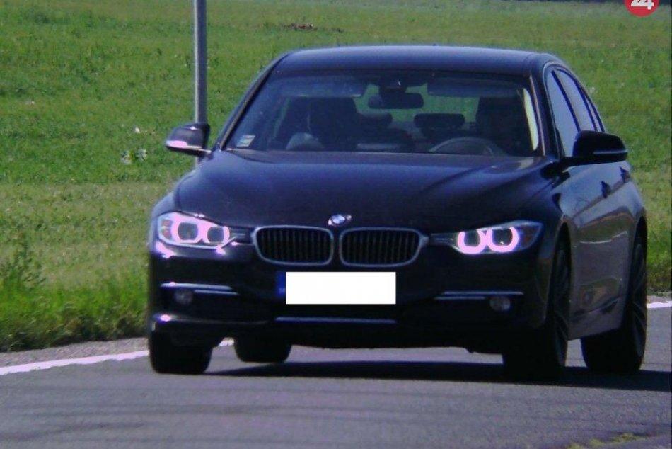 Trenčianski dopravní policajti namerali vodiča (38) pri jeho 56. priestupku
