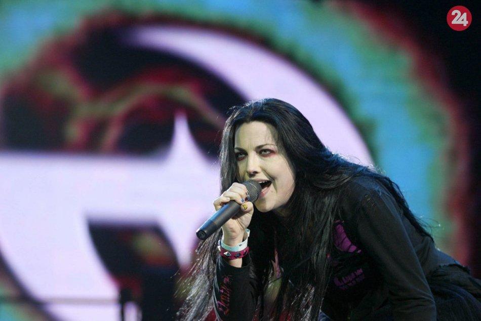 Evanescence: Speváčka Amy Lee