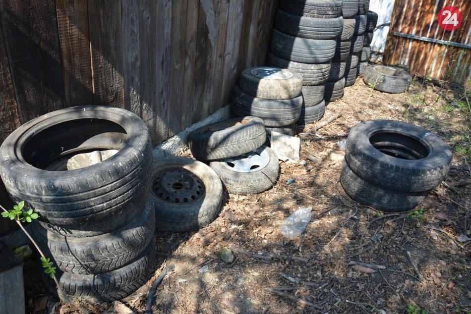 Polícia vo Fiľakove odhalila neoprávnené nakladanie s odpadmi