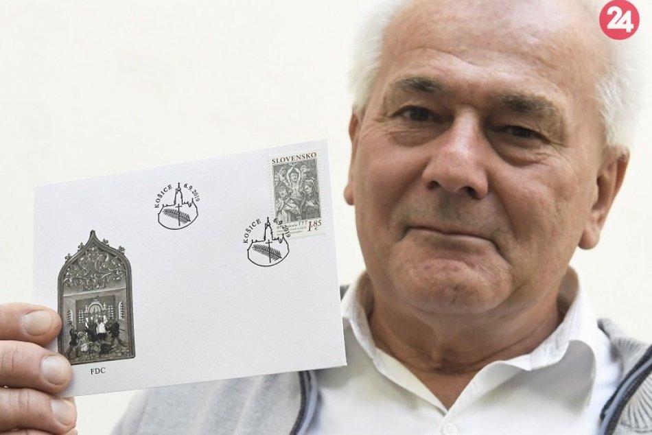 Slávnostná inaugurácia poštovej známky v Košiciach
