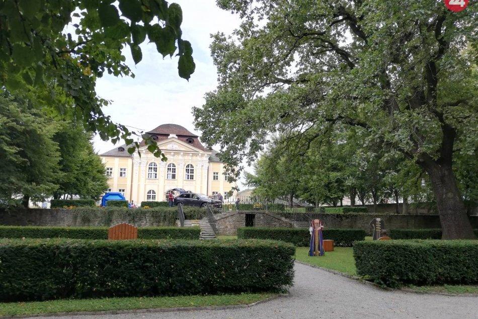 OBRAZOM: V prostredí Markušovského kaštieľa sa konala zaujímavá akcia