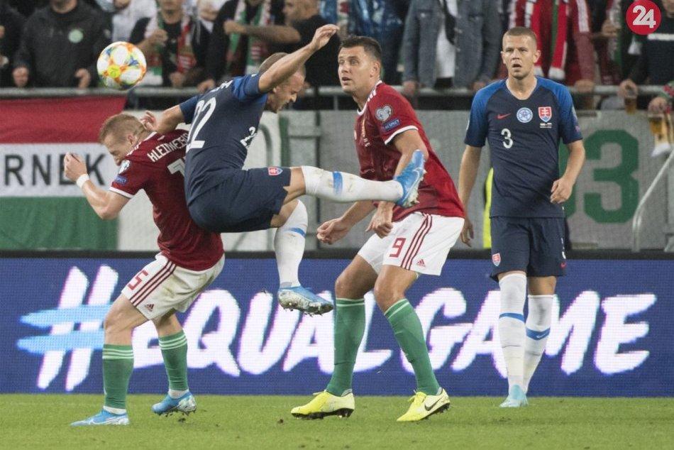 Kvalifikácia EURO 2020: Maďarsko - Slovensko