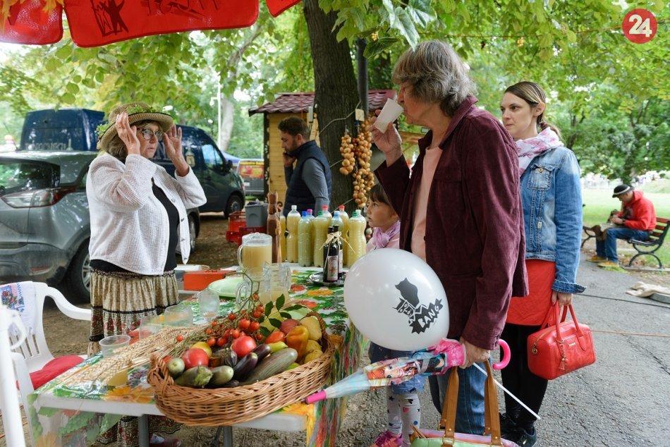 Podzoborské vinobranie v Nitre 2019